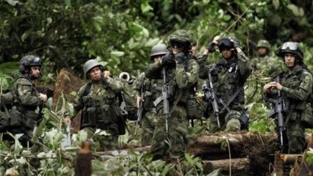 Autoridades colombianas analizan nueva estrategia contra las FARC