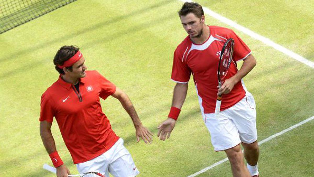 [JJ.OO.] Federer no podrá emular logro de Massú