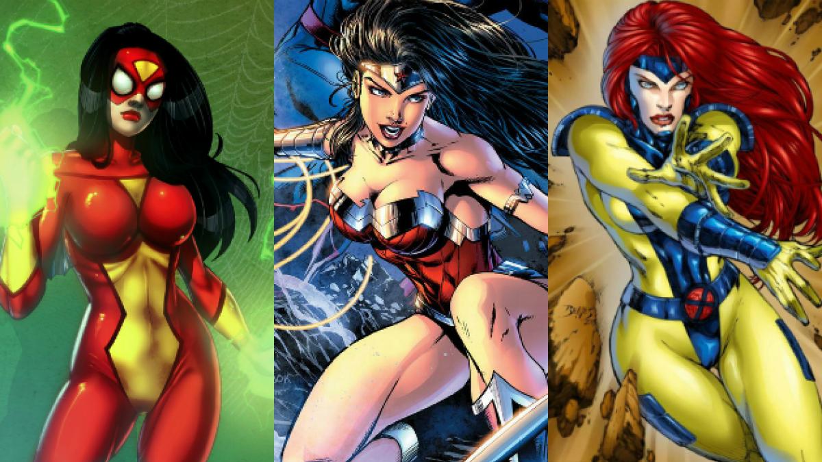 7 heroínas de los cómics que deberían protagonizar su propia película