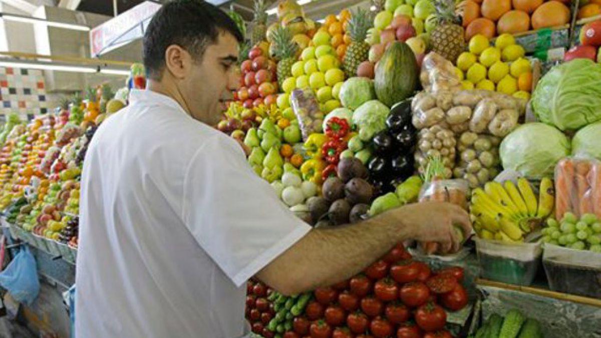 Ministro de Agricultura dice que la sequía no es motivo de alza de precios en frutas y verduras