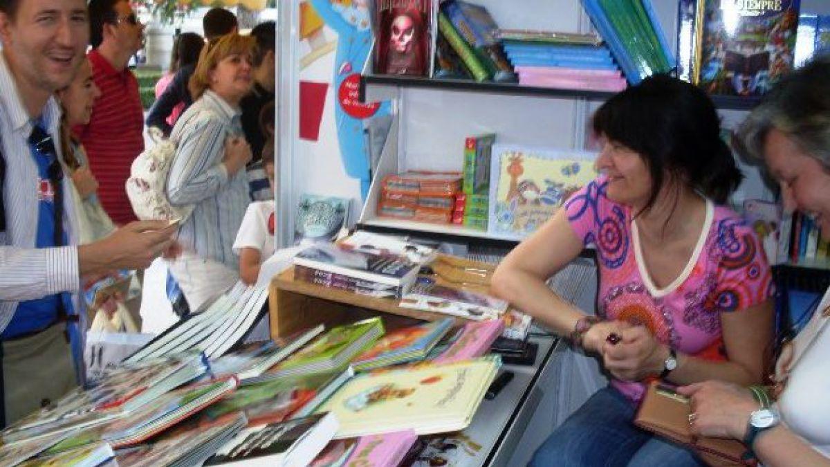 Esta semana se realiza la 1ª Feria del Libro Independiente