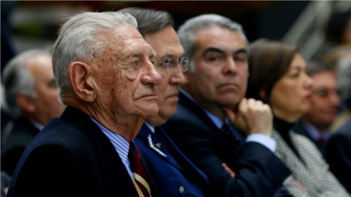 General Matthei careado por muerte de Alberto Bachelet
