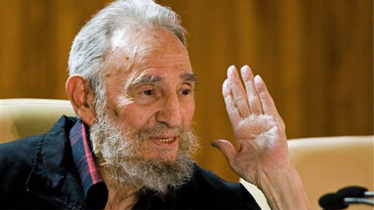 Fidel Castro pide a Norcorea y EE.UU. evitar una guerra nuclear
