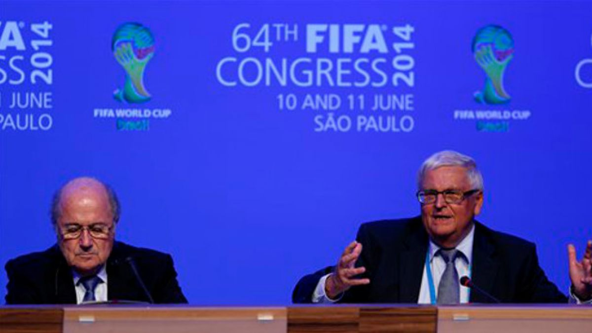 Miembro del comité ejecutivo de la FIFA pone en duda la realización del Mundial en Qatar
