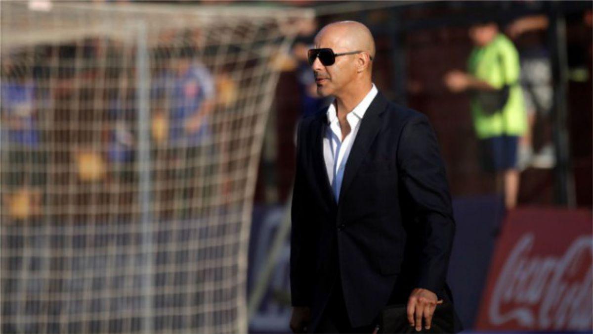 Marco Antonio Figueroa tras salida de la U: A mí no me echaron por los resultados del equipo