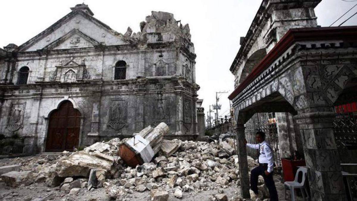 ONU pide 301 millones de dólares en ayuda humanitaria para Filipinas