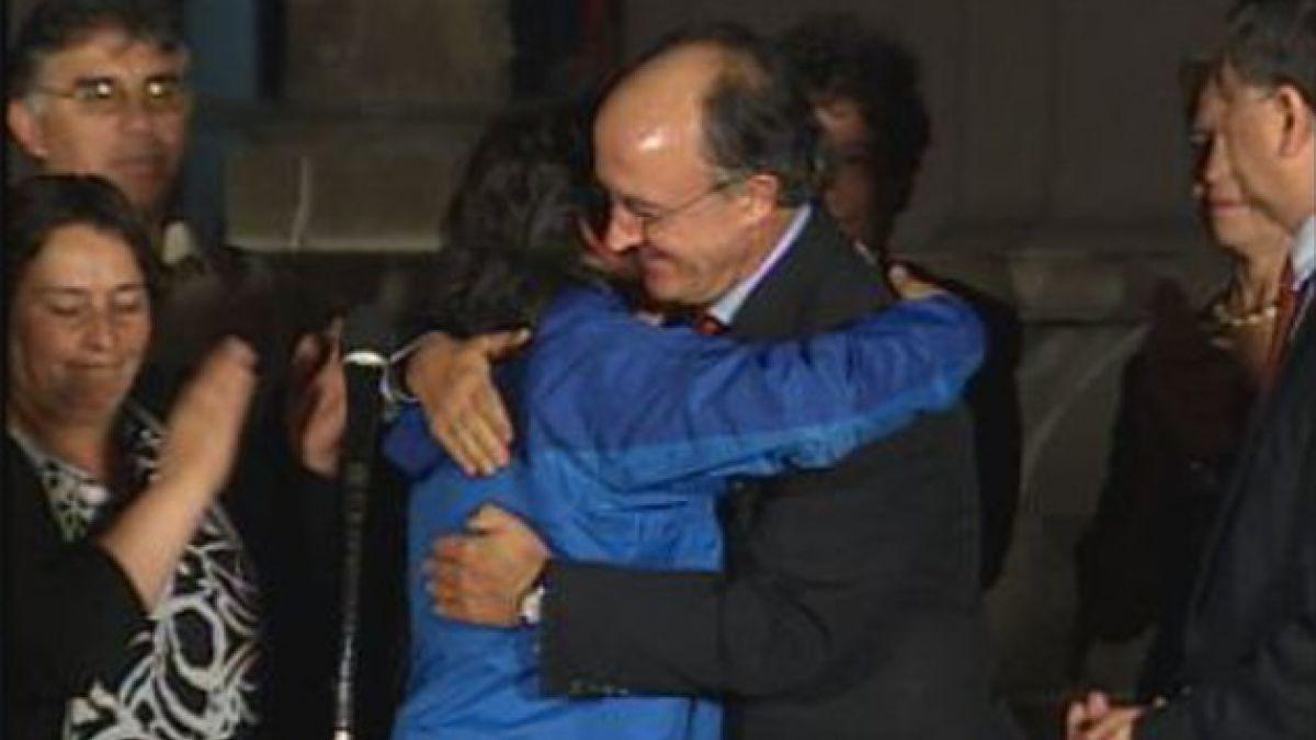 Diversas reacciones tras fin del conflicto en Aysén