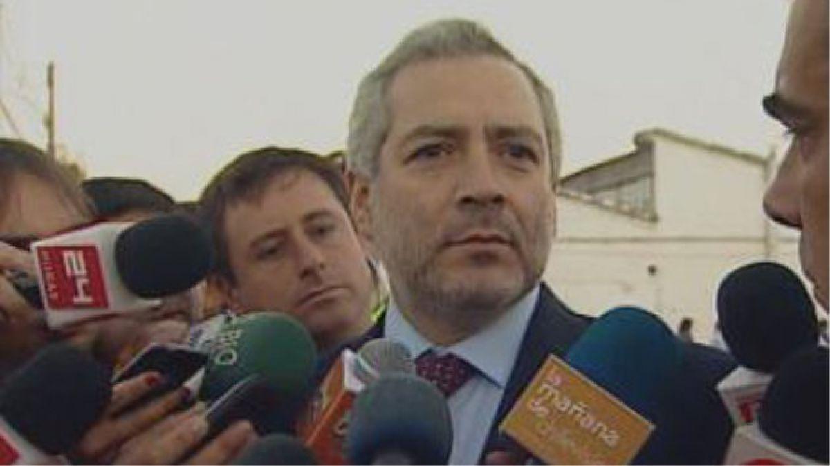 Fiscal Pérez descarta estar inhabilitado para indagar balacera donde murió carabinero