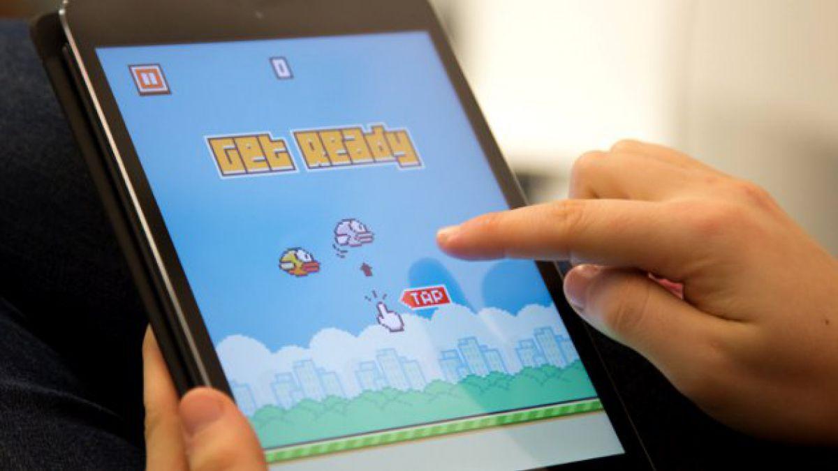 """Eliminan el popular juego para dispositivos móviles """"Flappy Bird"""""""