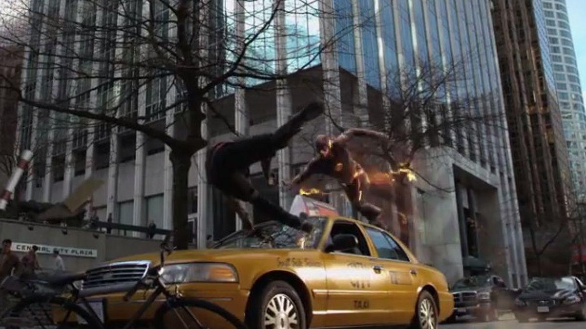 """[VIDEO] Este es el trailer de la serie sobre """"Flash"""""""