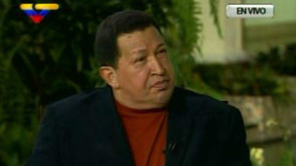 Chávez asegura que el 8 de octubre comienza su nuevo Gobierno