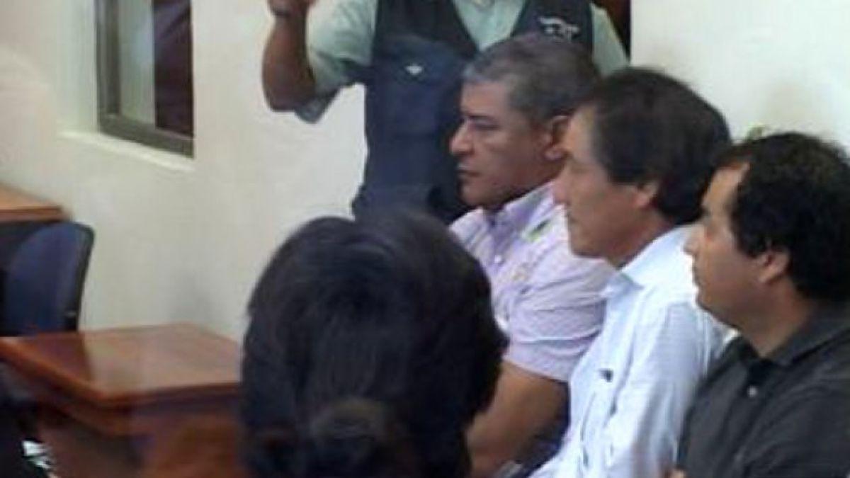 Continúa formalización de alcalde de Arica y otros implicados por eventuales irregularidades