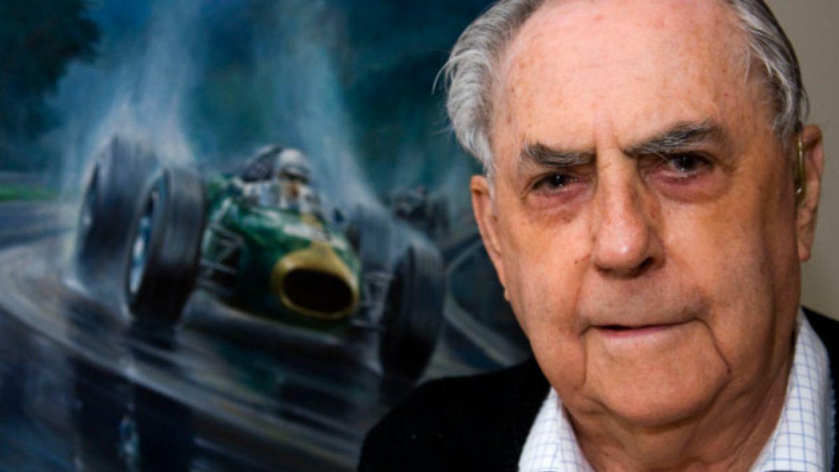 Murió Jack Brabham, triple campeón mundial de la Fórmula 1