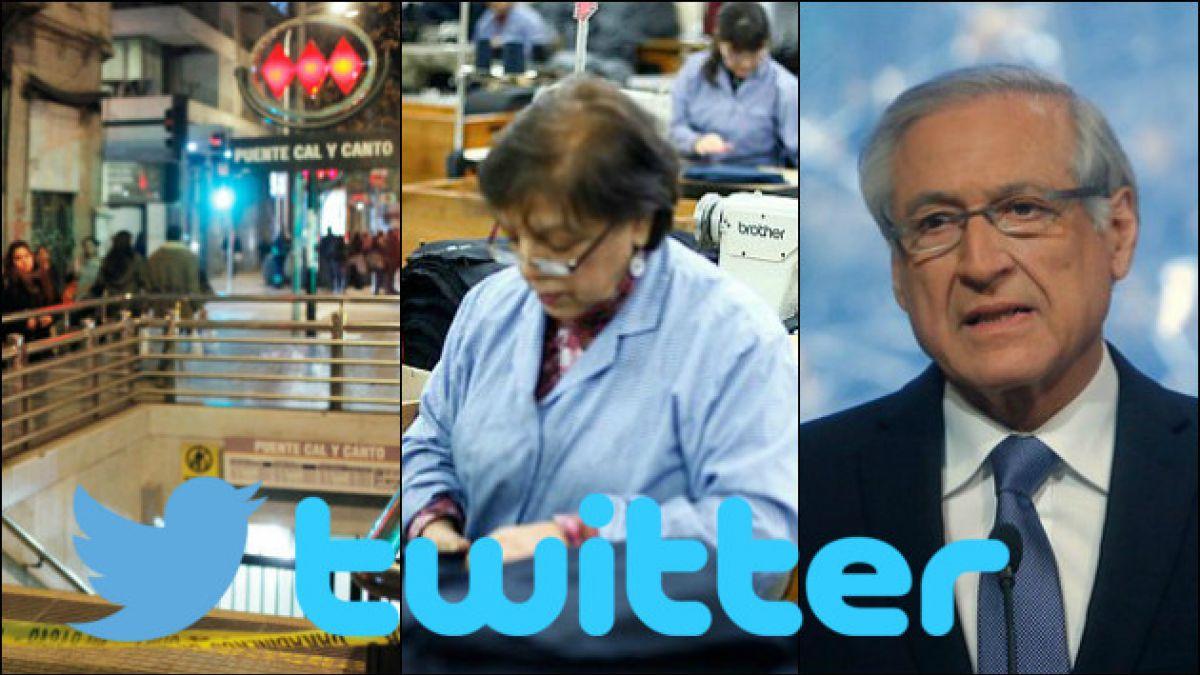 Desde las cifras de desempleo a la ley antiterrorista: La semana en tuits