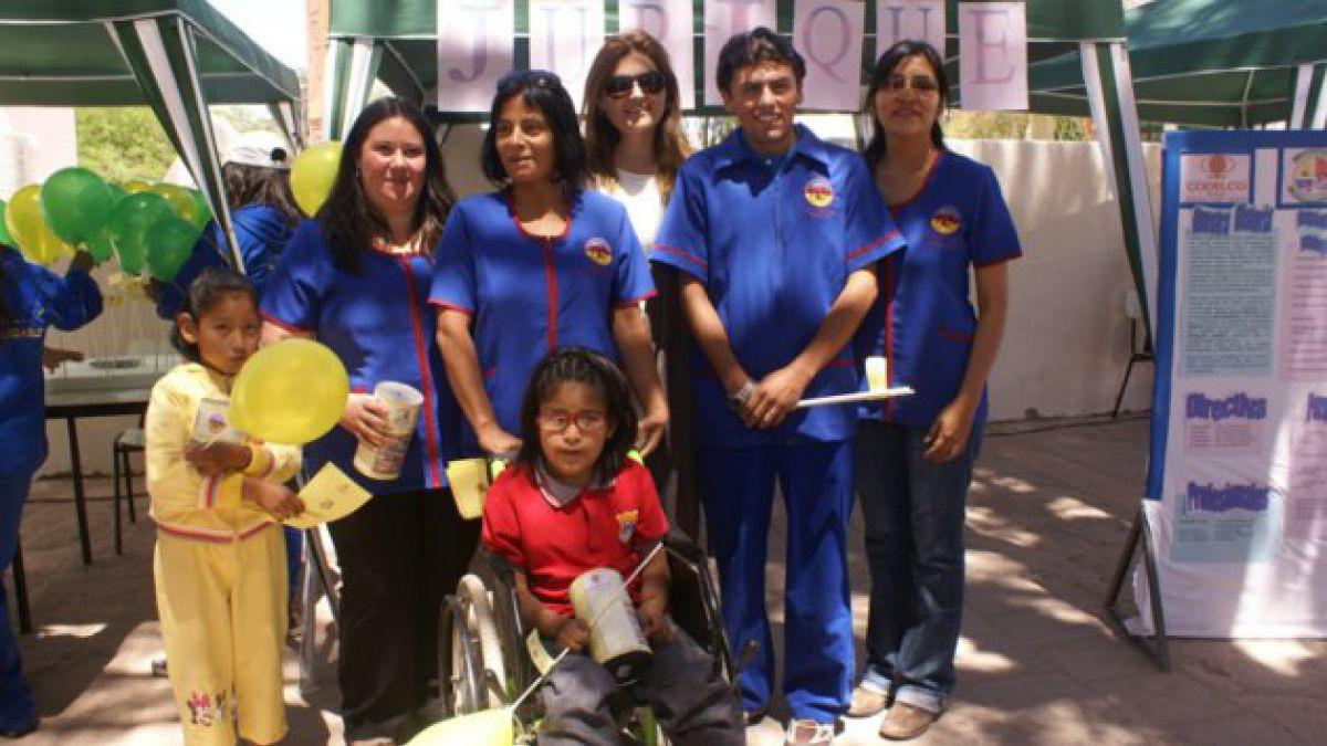 San Pedro de Atacama realizará plaza ciudadana de la discapacidad