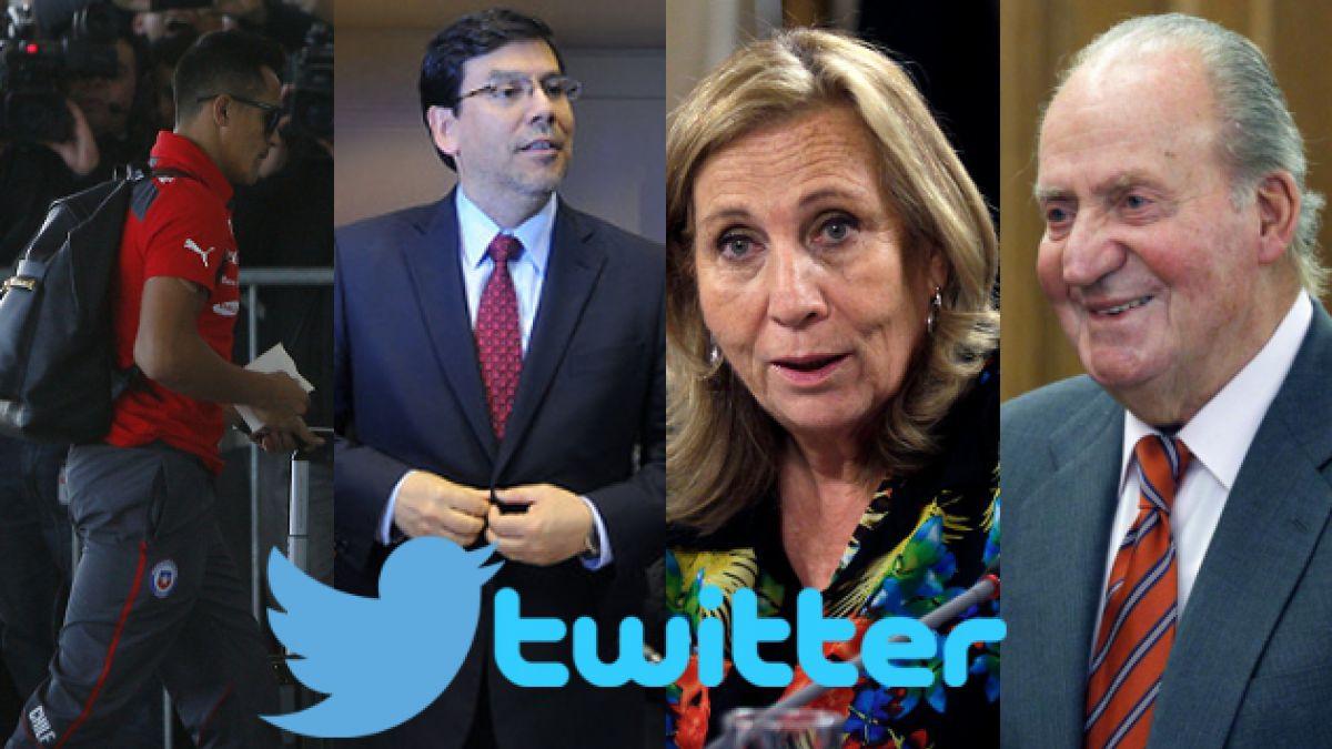 Desde la abdicación del Rey Juan Carlos hasta la partida de la selección a Brasil: La semana en tuit