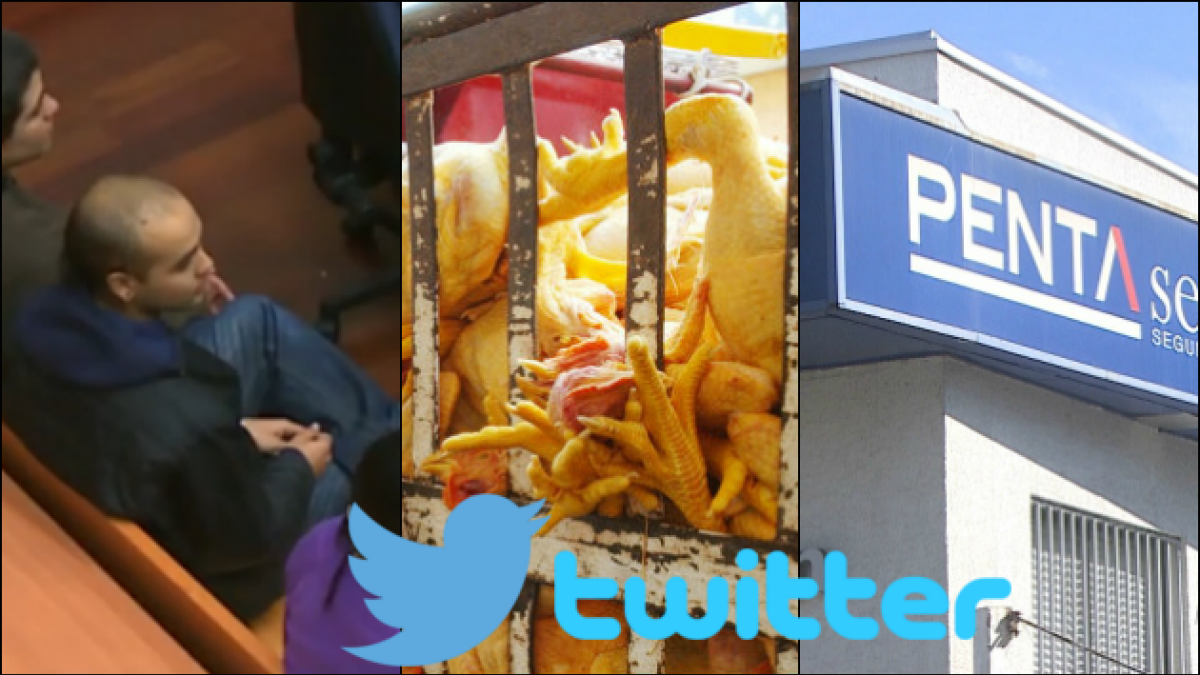Desde la formalización por bombazo hasta el caso Penta: La semana en tuits