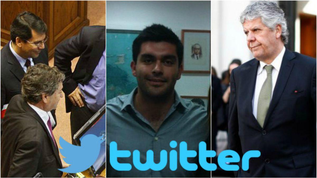 De la reforma educacional al frenazo de la economía: la semana en tuits