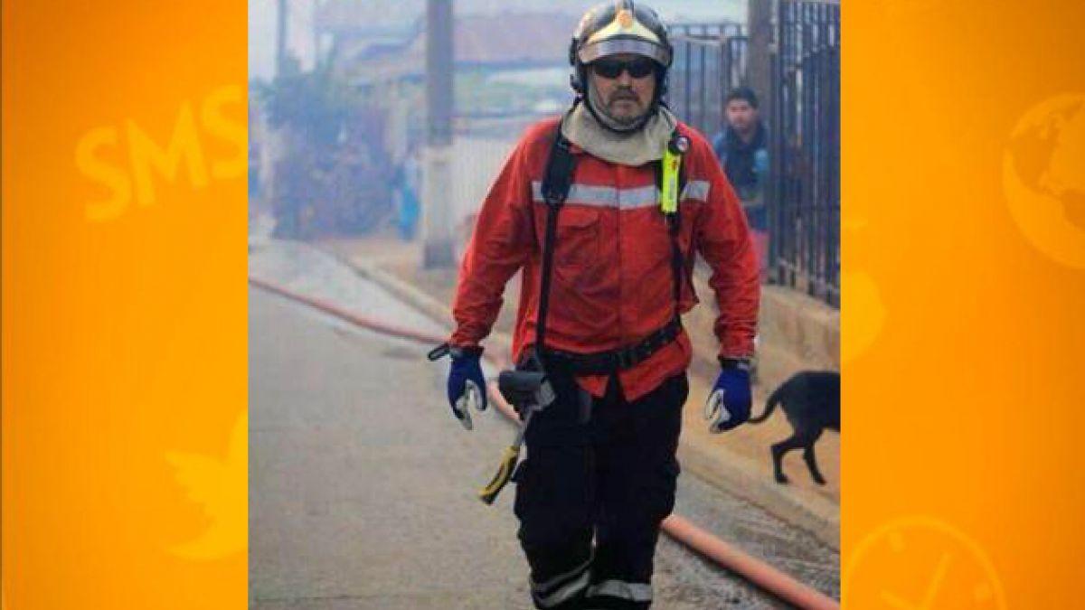 Las imágenes más viralizadas del incendio de Valparaíso