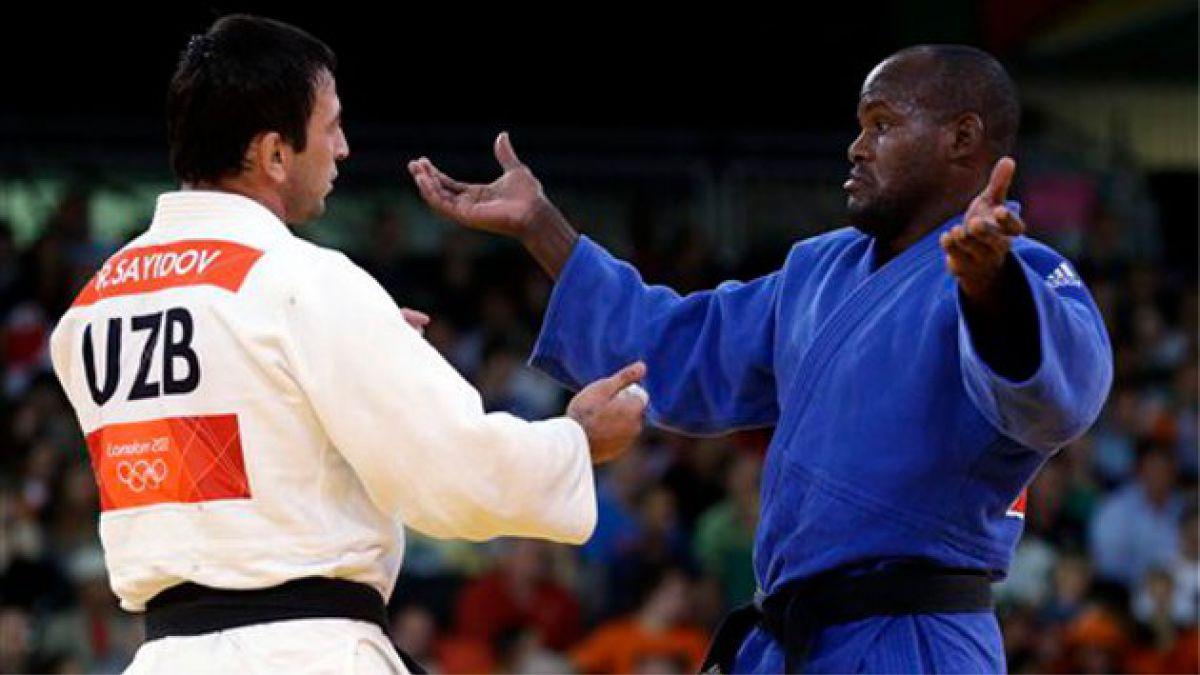 [JJ.OO.] Descalifican a cubano por morder a su oponente