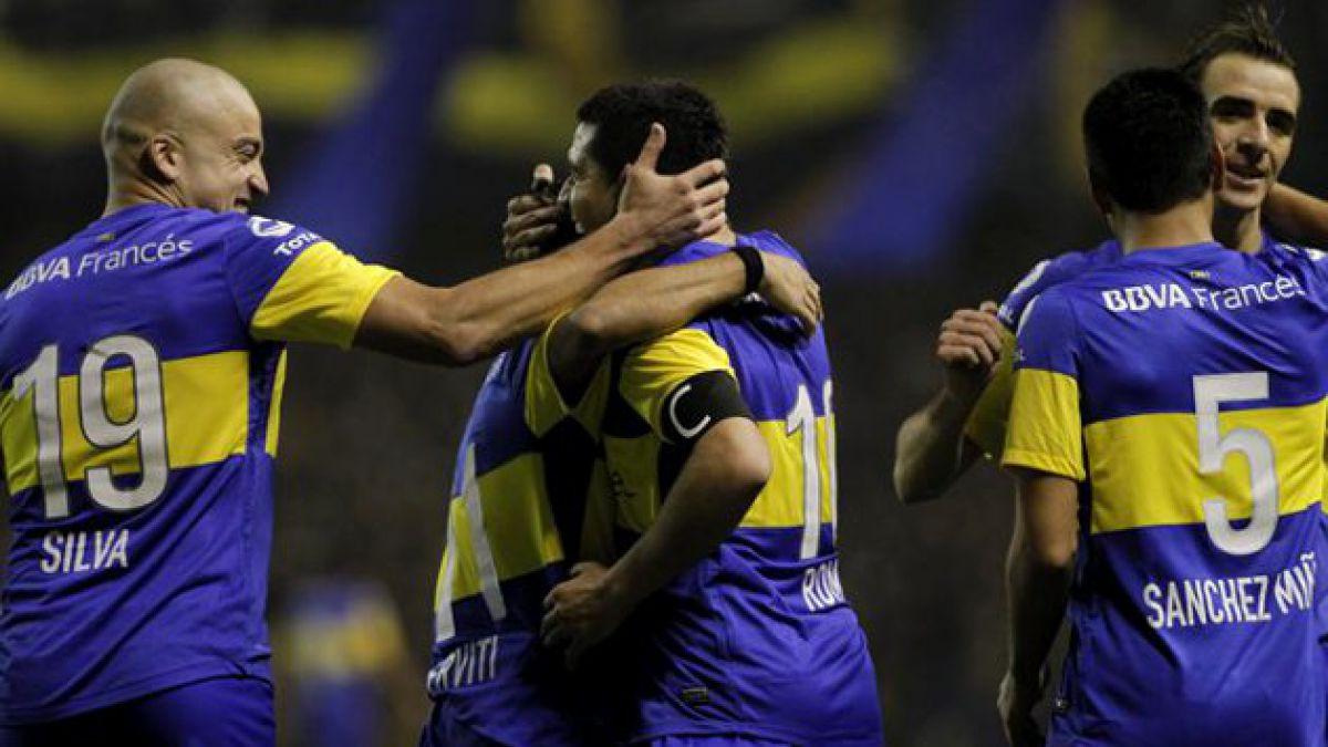 La U no pudo con el oficio de Boca y cayó 0-2 en La Bombonera
