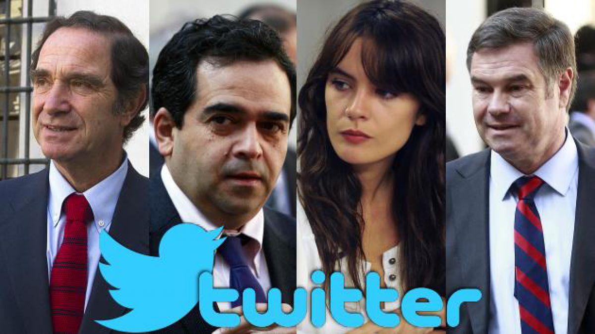 El debate político en Twitter en el primer mes de Bachelet