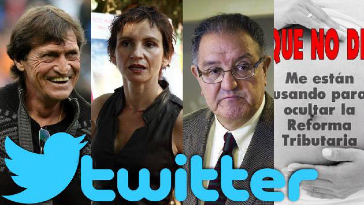 Desde la discusión por el aborto hasta las declaraciones de Huenchumilla: la semana en tuits