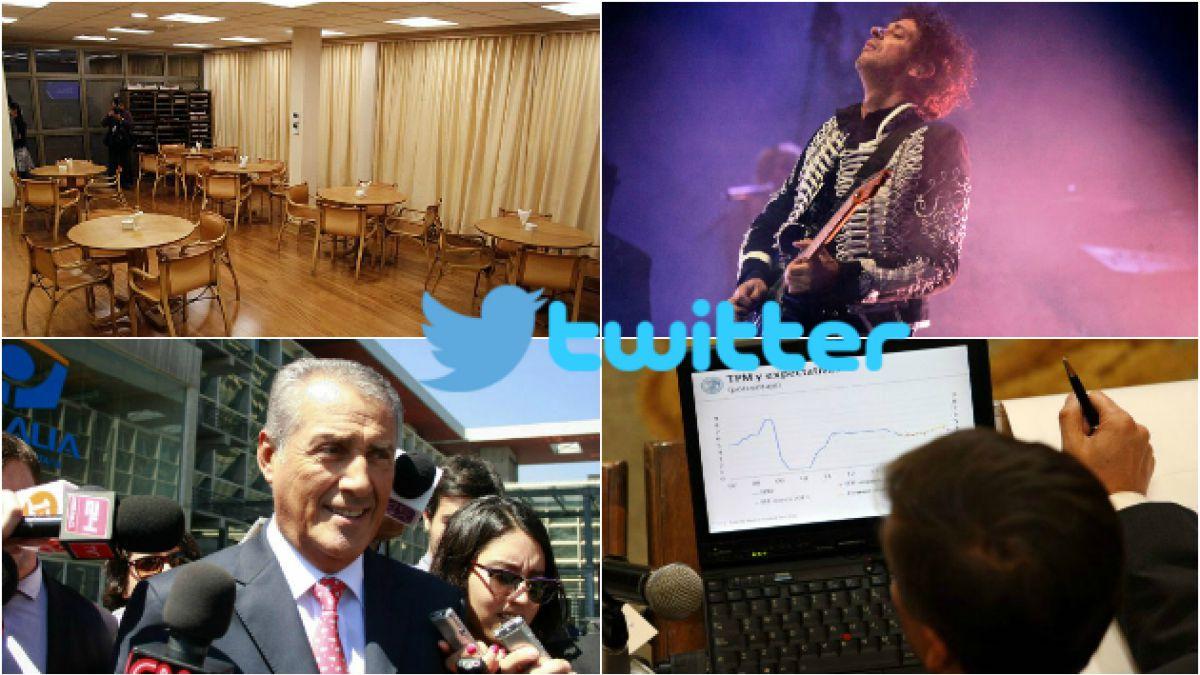 Desde el caso Cascada hasta la muerte de Cerati: La semana en tuits