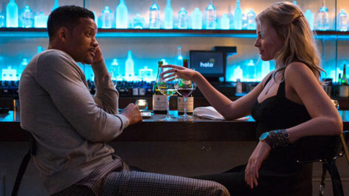 [VIDEO] Liberan tráiler de Focus, el regreso de Will Smith a la pantalla grande