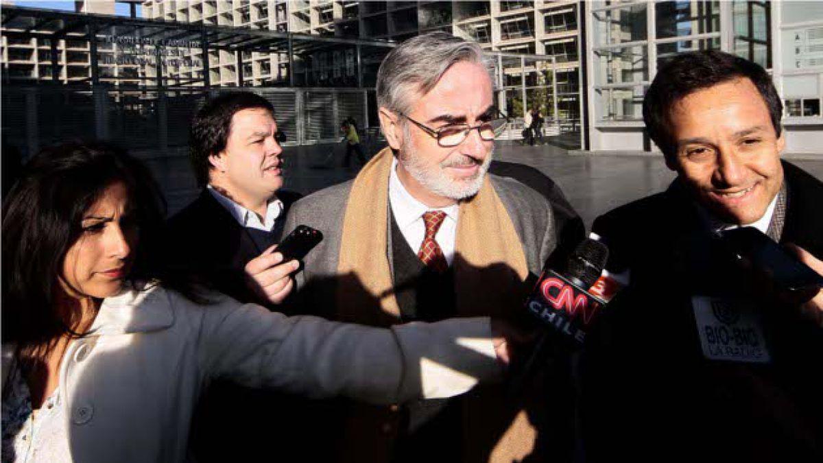 Caso Censo: Ex director del INE declara ante la Fiscalía