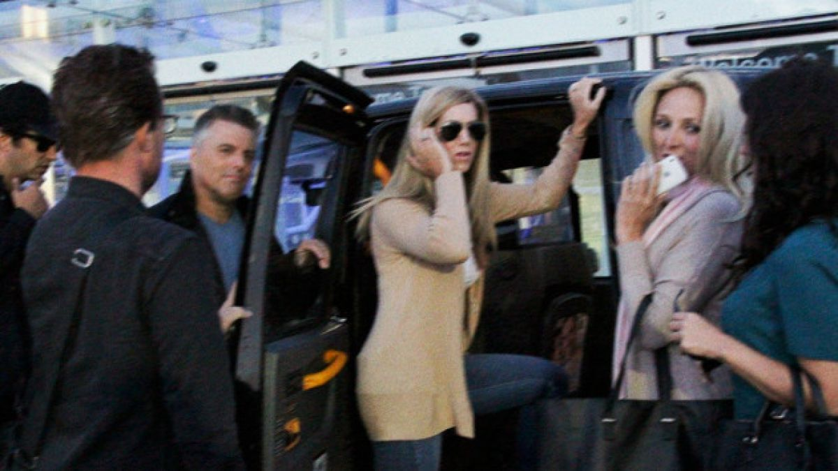 """Dobles de los protagonistas de """"Friends"""" confunden a fanáticos en Londres"""