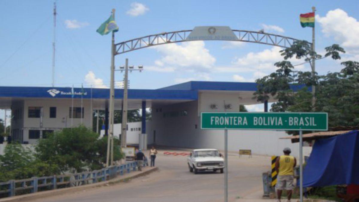 Bolivia y Brasil aumentarán cooperación en la frontera para lucha contra la delincuencia
