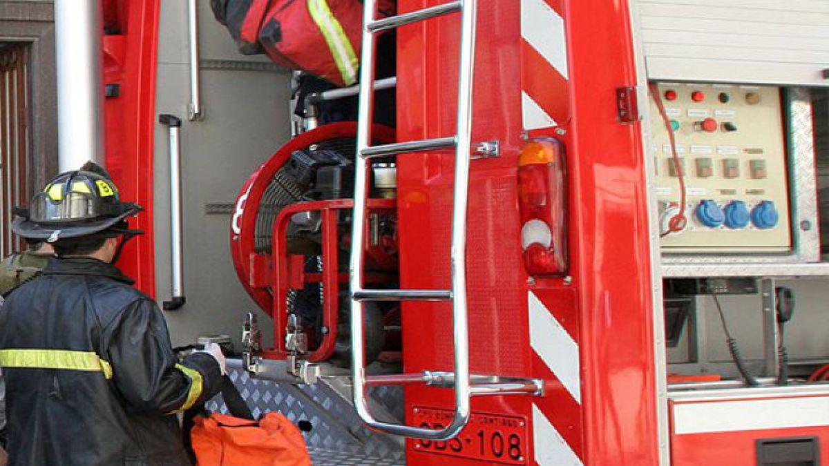 Fuga de gas afecta a sector de Providencia