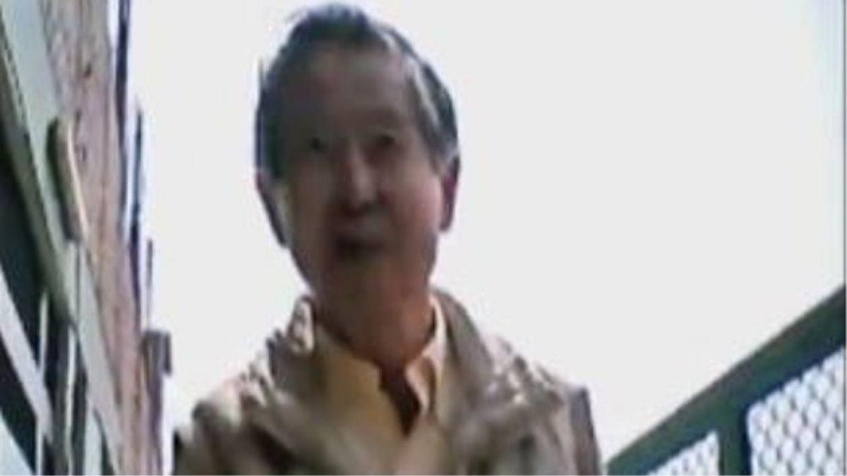 Video genera dudas sobre real estado de salud de Alberto Fujimori