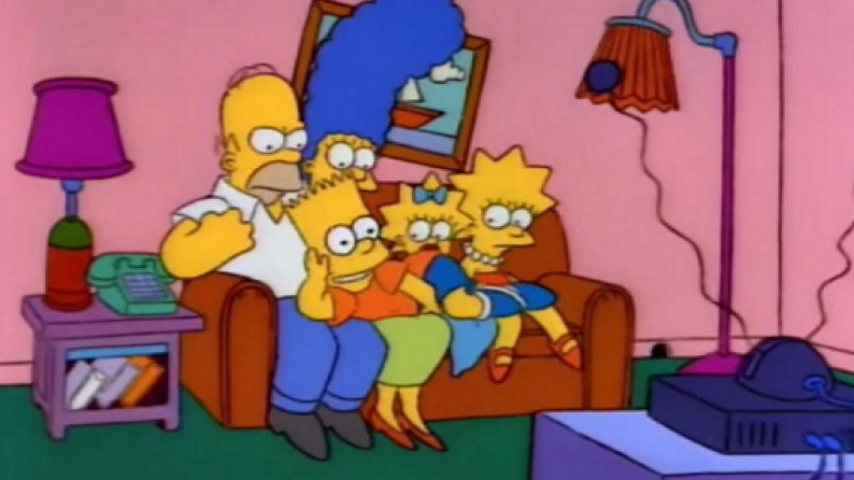 [VIDEO] Así se ven 25 años de la introducción de Los Simpsons, al mismo tiempo