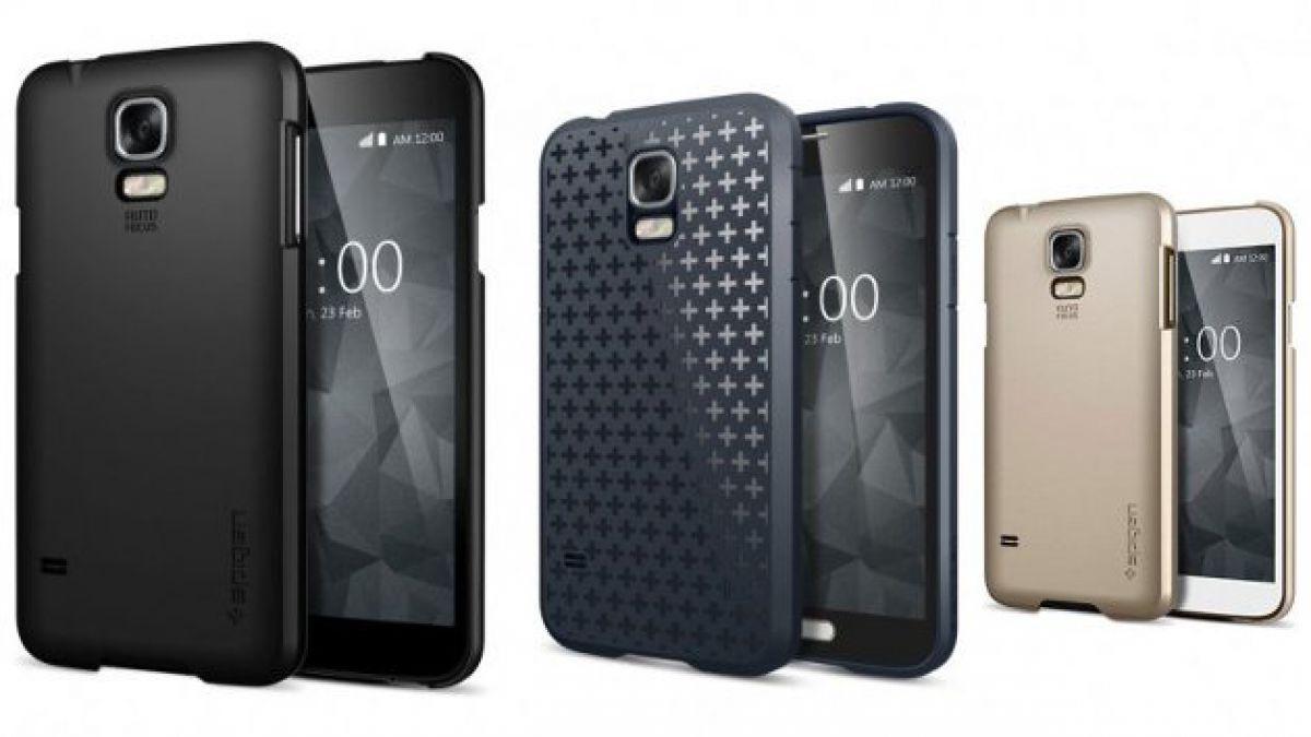 Presentan nuevo Samsung Galaxy S5