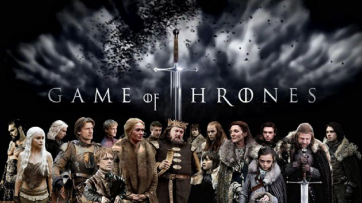 """Game of Thrones"" fue la serie más pirateada en 2013"