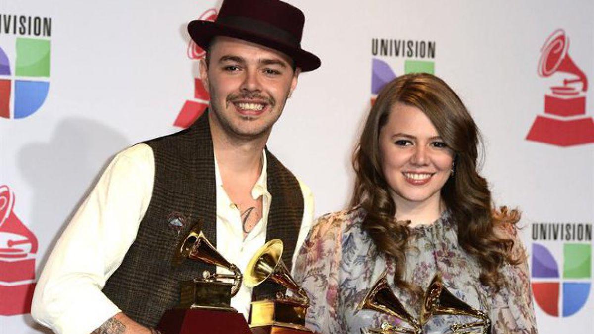 Triunfos de Juanes y Jesse & Joy marcan los Grammy Latino