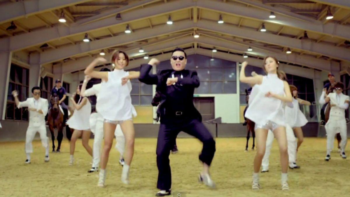 """Esto se podría haber hecho en las horas usadas para ver el video de """"Gangnam Style"""""""