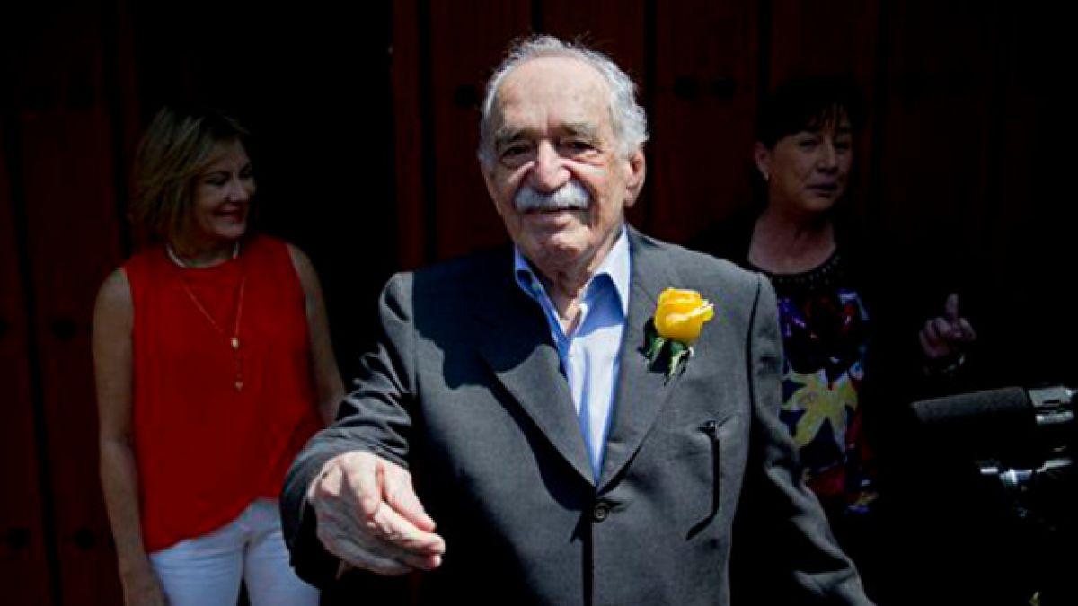 Desmienten que Gabriel García Márquez tenga cáncer