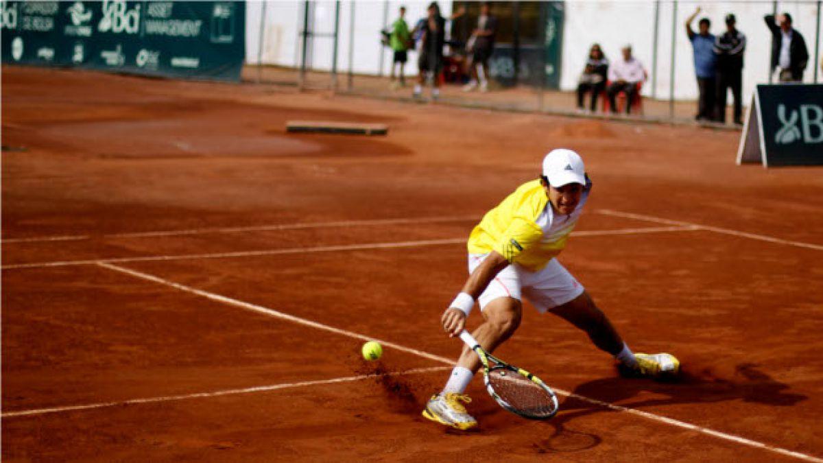 Garín abandona Wimbledon Junior