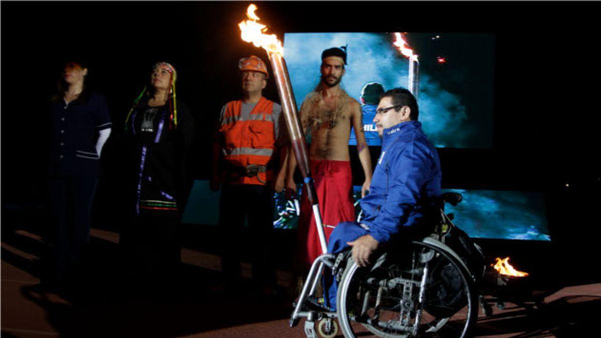 Juan Carlos Garrido le da el primer oro a Chile en los Parasuramericanos