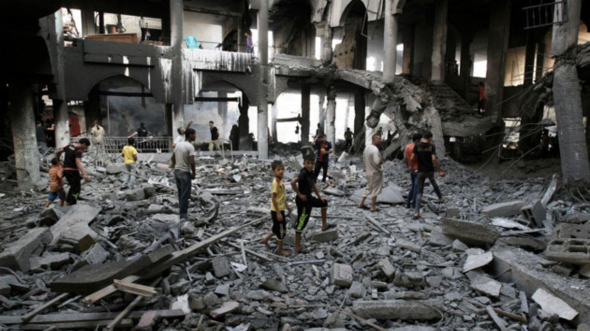 Egipto plantea nuevo alto al fuego en Gaza para que pueda ingresar ayuda humanitaria