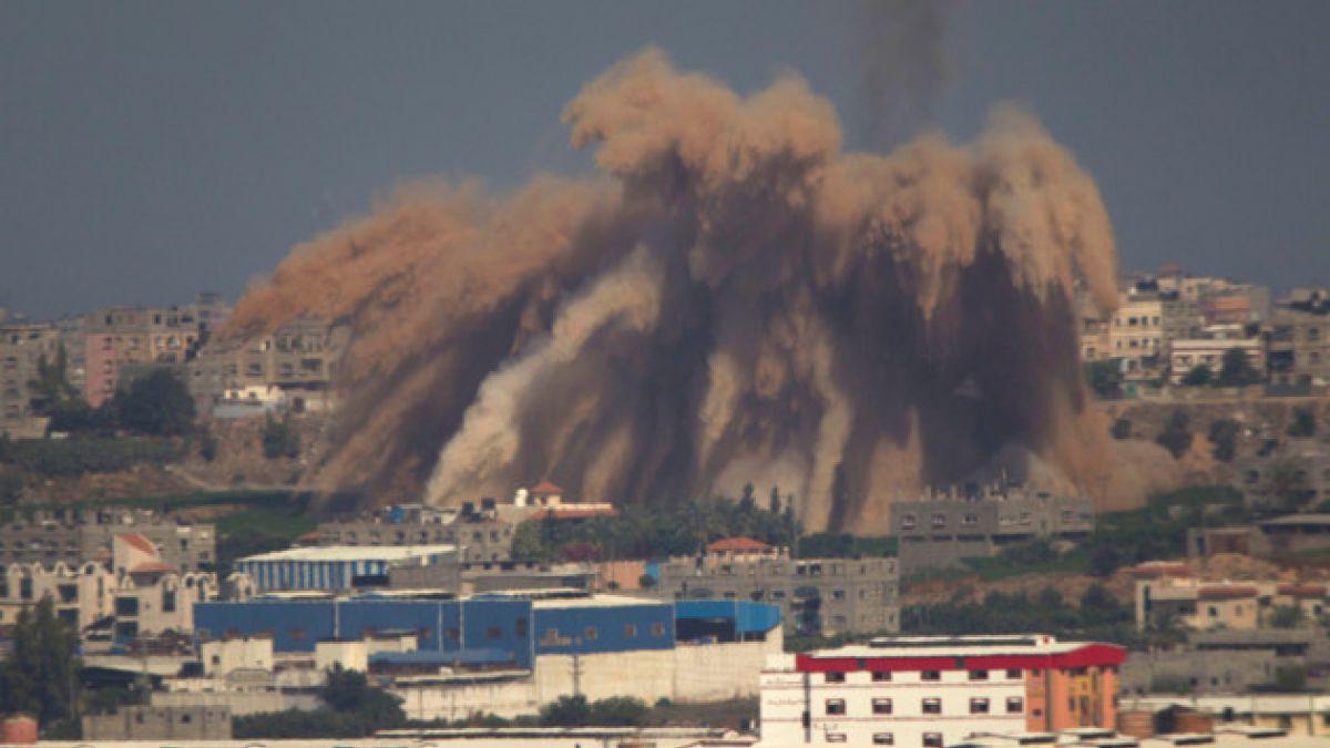 Egipto decide reabrir paso fronterizo con Gaza para recibir a los afectados por bombardeos
