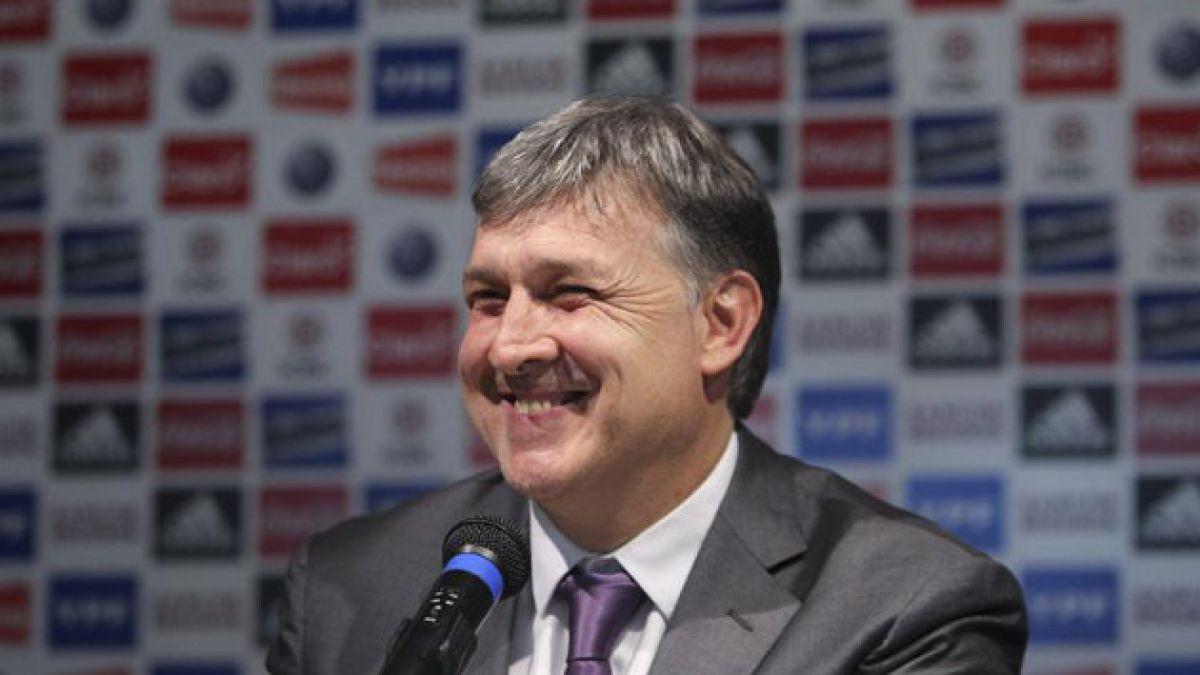 Gerardo Martino: En la Selección argentina es donde siempre quise estar