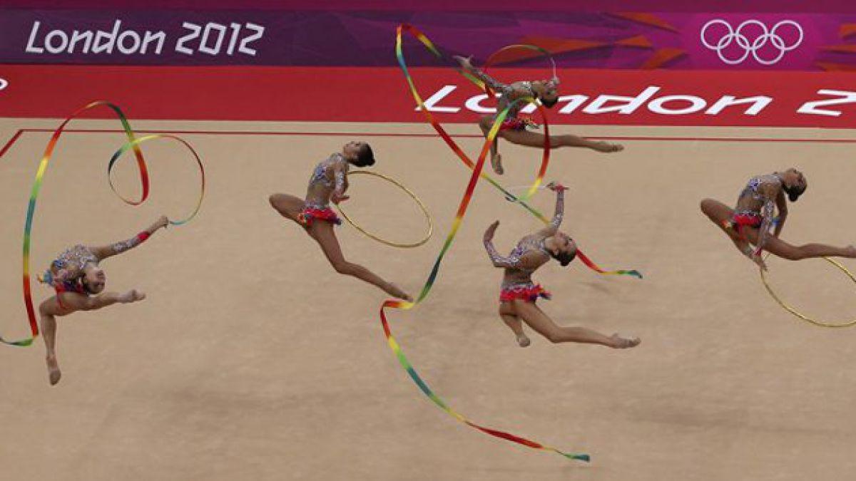 [JJ.OO.] Rusia se impuso en gimnasia rítmica