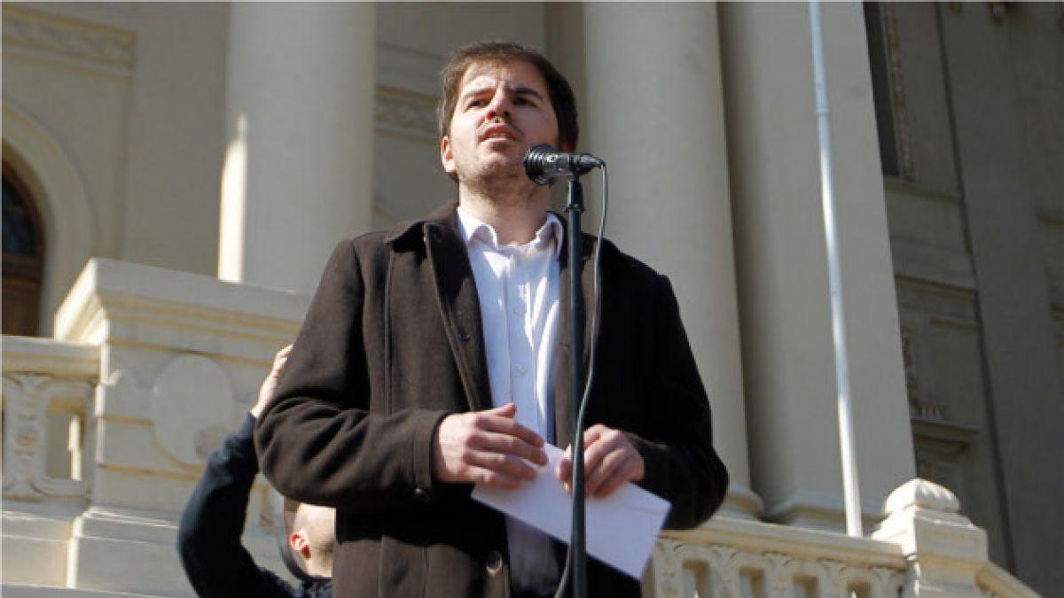 "Presidente del Senado tilda de ""blindaje"" situación de Giorgio Jackson"