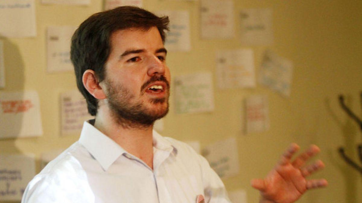 Giorgio Jackson criticó falta de primarias en la oposición