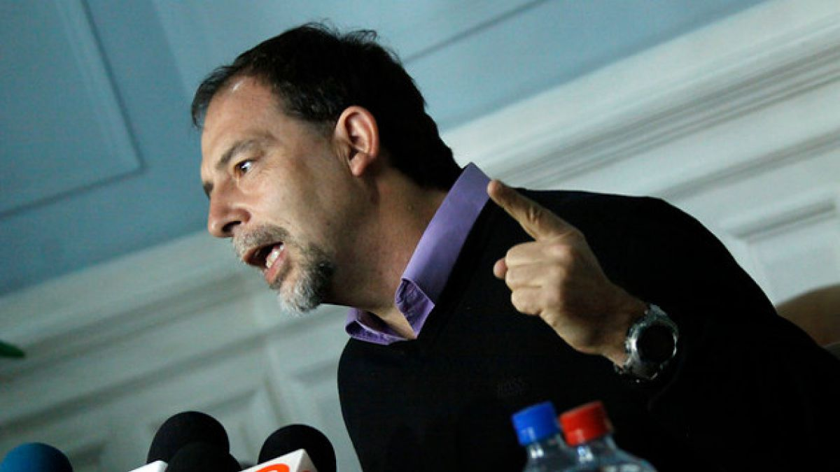 Guido Girardi desmiente nominación como vocero de Bachelet