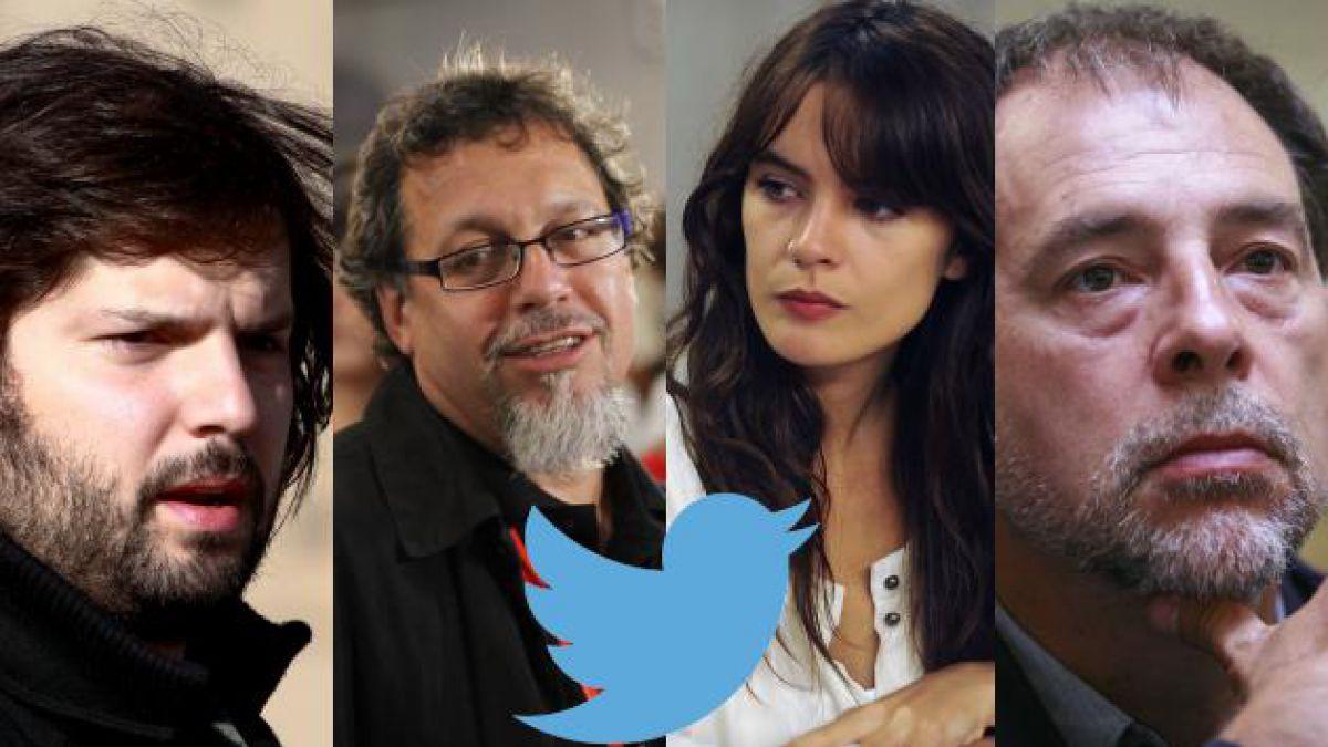 """El primer """"tuit"""" de los principales dirigentes políticos"""